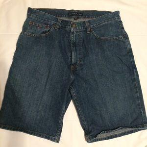 Tommy Hilfiger Demin Shorts Sz 33